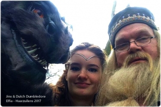 Jinx en Dumbledore